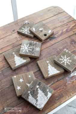 Adorable christmas signs design ideas handmade 0019