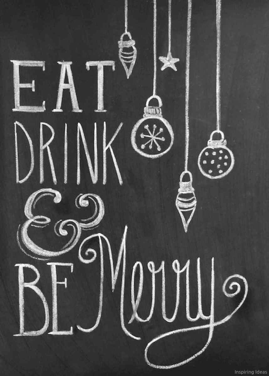 Creative christmas signs and saying ideas 0018
