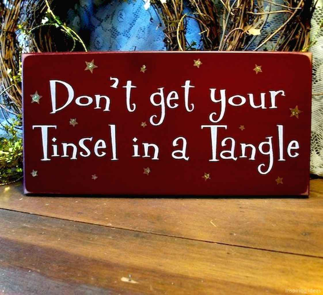Creative christmas signs and saying ideas 0035