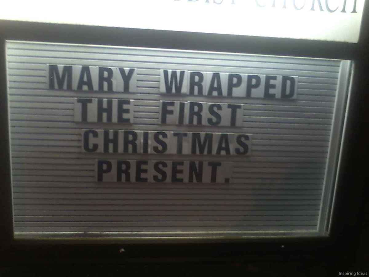Creative christmas signs and saying ideas 0037