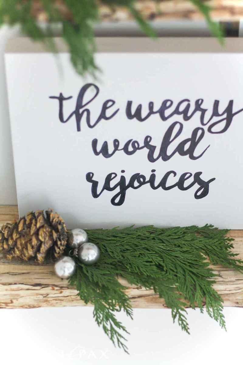 Creative christmas signs and saying ideas 0038