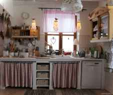 001 inspiring cottage kitchen cabinets ideas country style