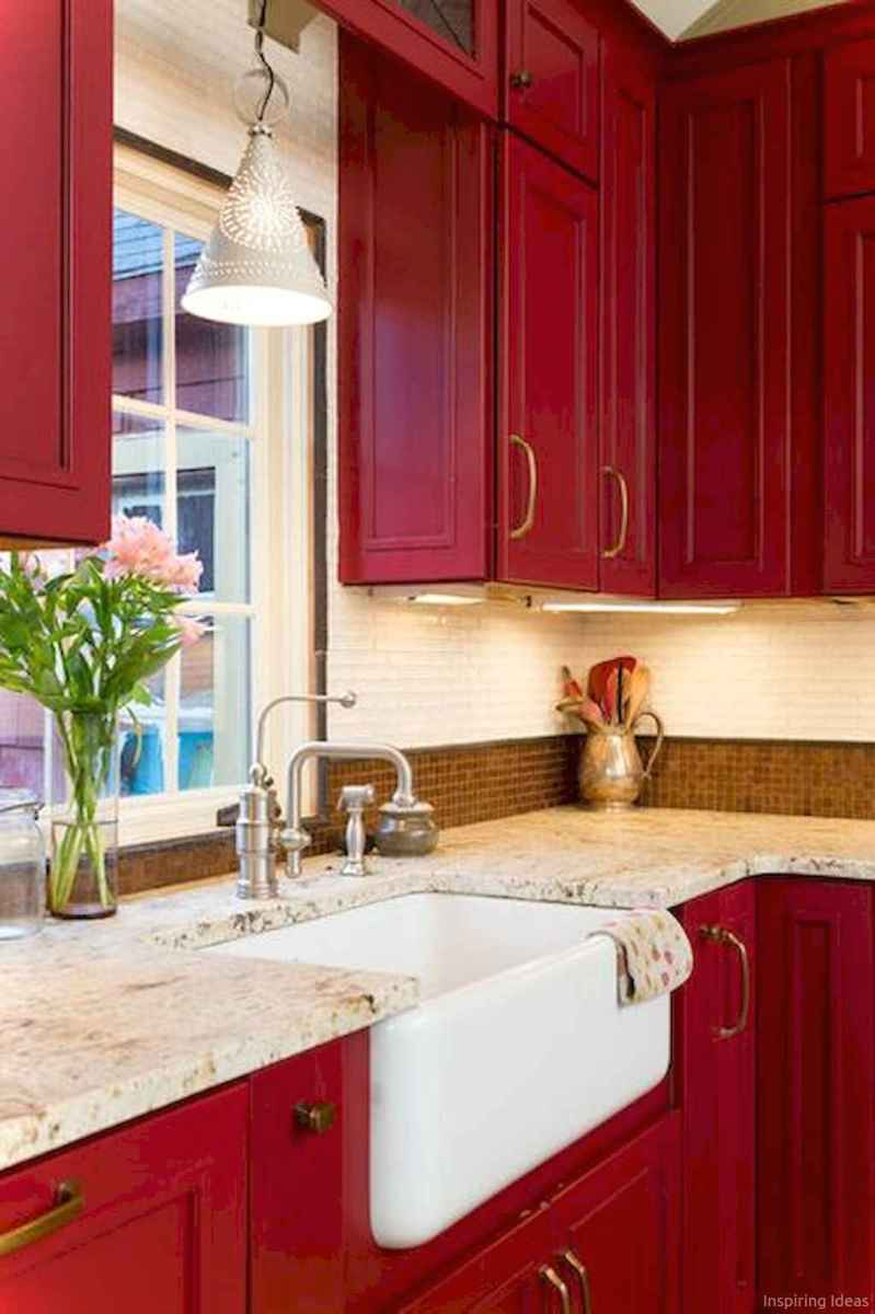 012 inspiring cottage kitchen cabinets ideas country style