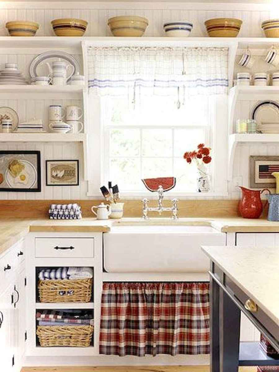 014 inspiring cottage kitchen cabinets ideas country style