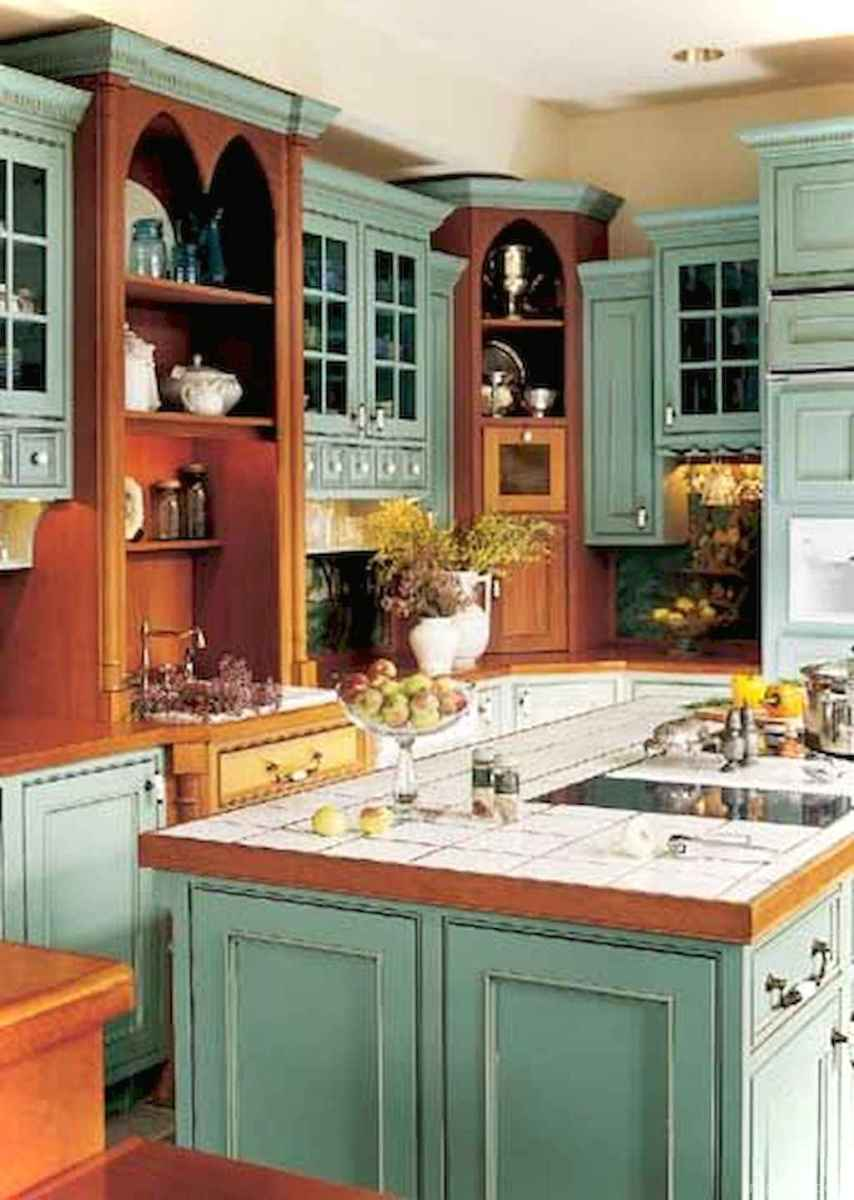 029 inspiring cottage kitchen cabinets ideas country style