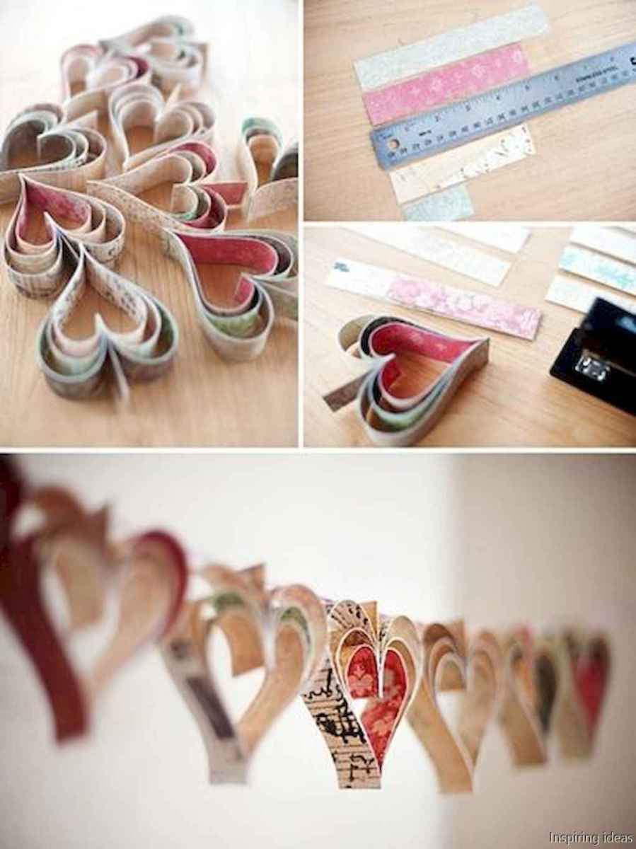 19 awesome diy valentine decorations heart patterns ideas