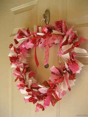 32 awesome diy valentine decorations heart patterns ideas