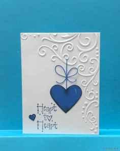 34 unforgetable valentine cards ideas homemade