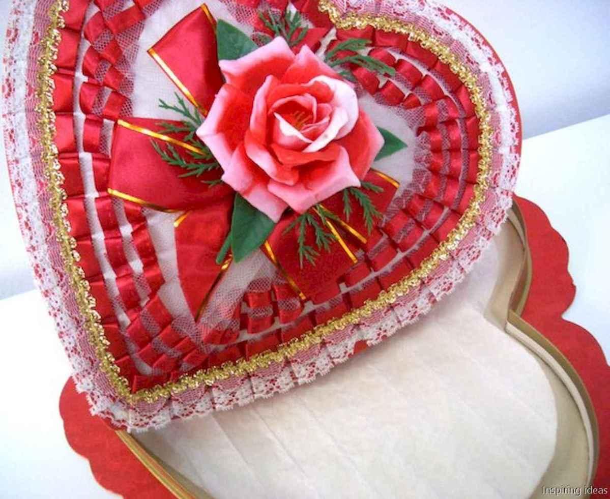 35 beautiful vintage valentine decorations ideas