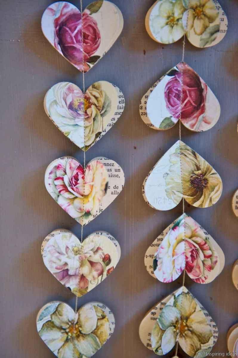 36 beautiful vintage valentine decorations ideas