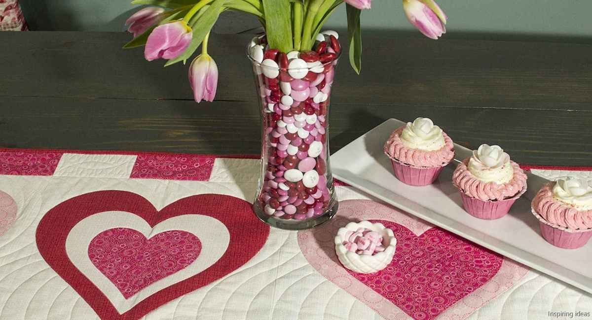 43 awesome diy valentine decorations heart patterns ideas