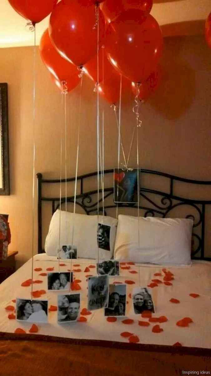 43 romantic valentine decorations for bedroom ideas