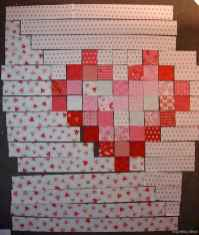 44 awesome diy valentine decorations heart patterns ideas