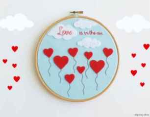 46 awesome diy valentine decorations heart patterns ideas