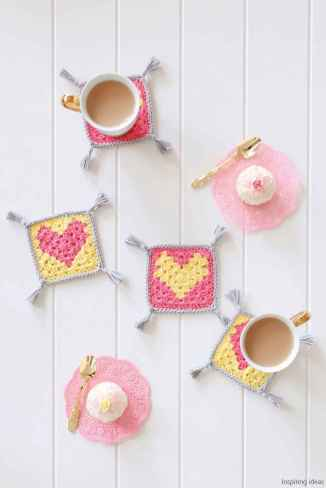 47 awesome diy valentine decorations heart patterns ideas