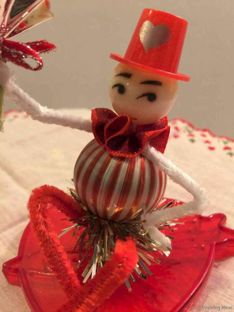 47 beautiful vintage valentine decorations ideas