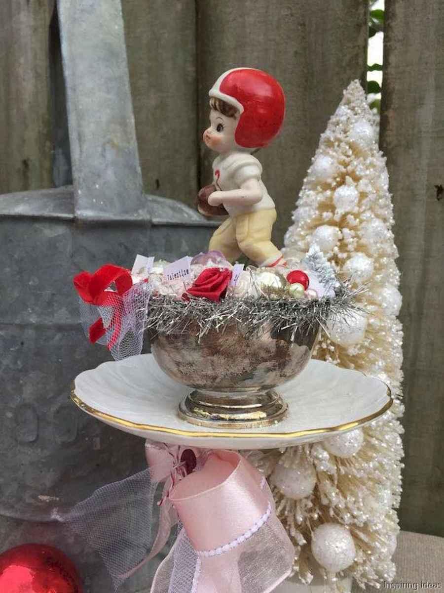 48 beautiful vintage valentine decorations ideas