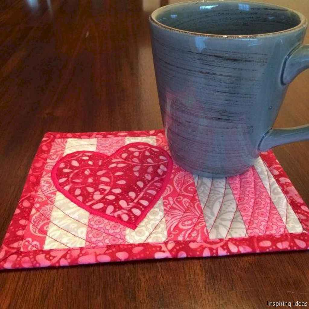 57 awesome diy valentine decorations heart patterns ideas
