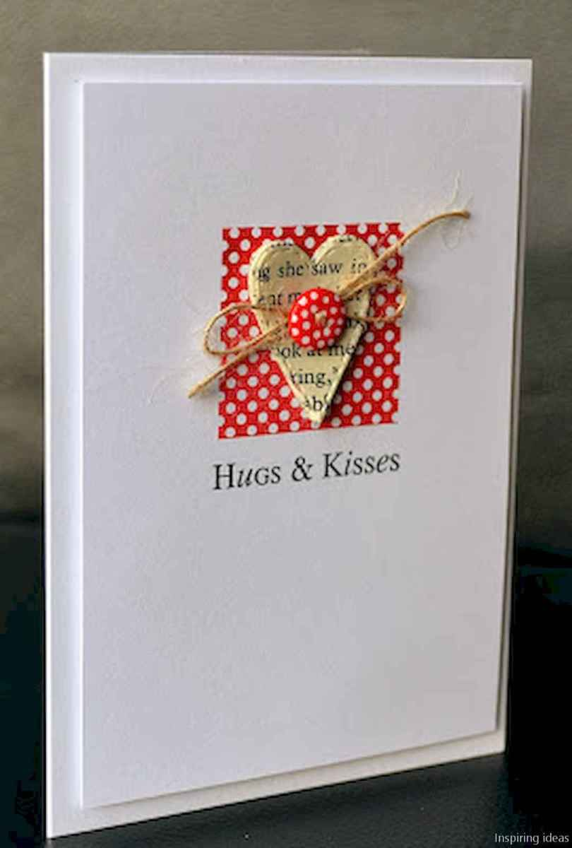 60 unforgetable valentine cards ideas homemade