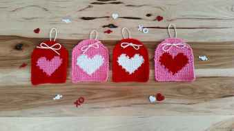 61 awesome diy valentine decorations heart patterns ideas
