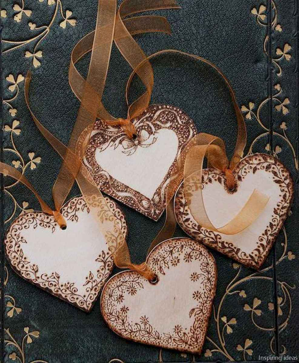 64 awesome diy valentine decorations heart patterns ideas