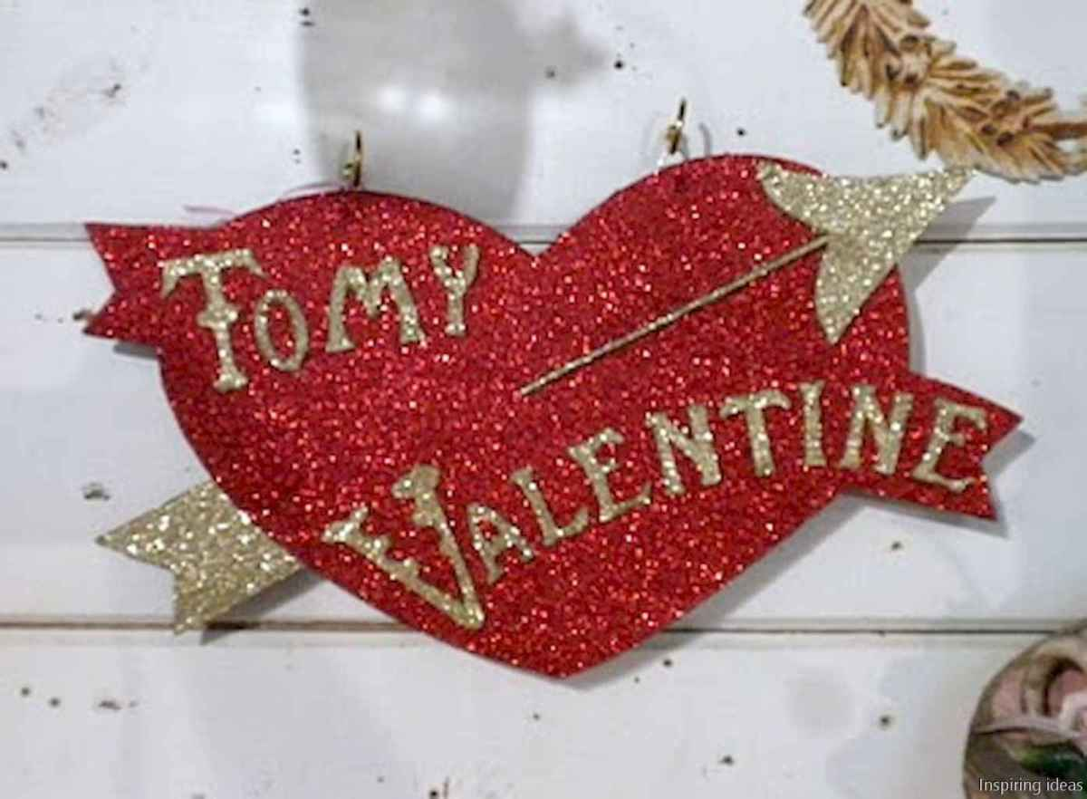 68 beautiful vintage valentine decorations ideas