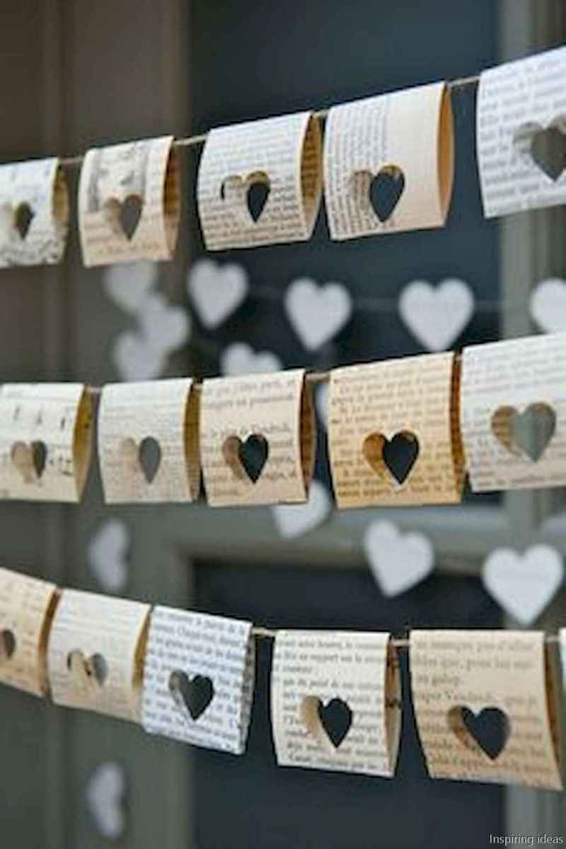 69 beautiful vintage valentine decorations ideas