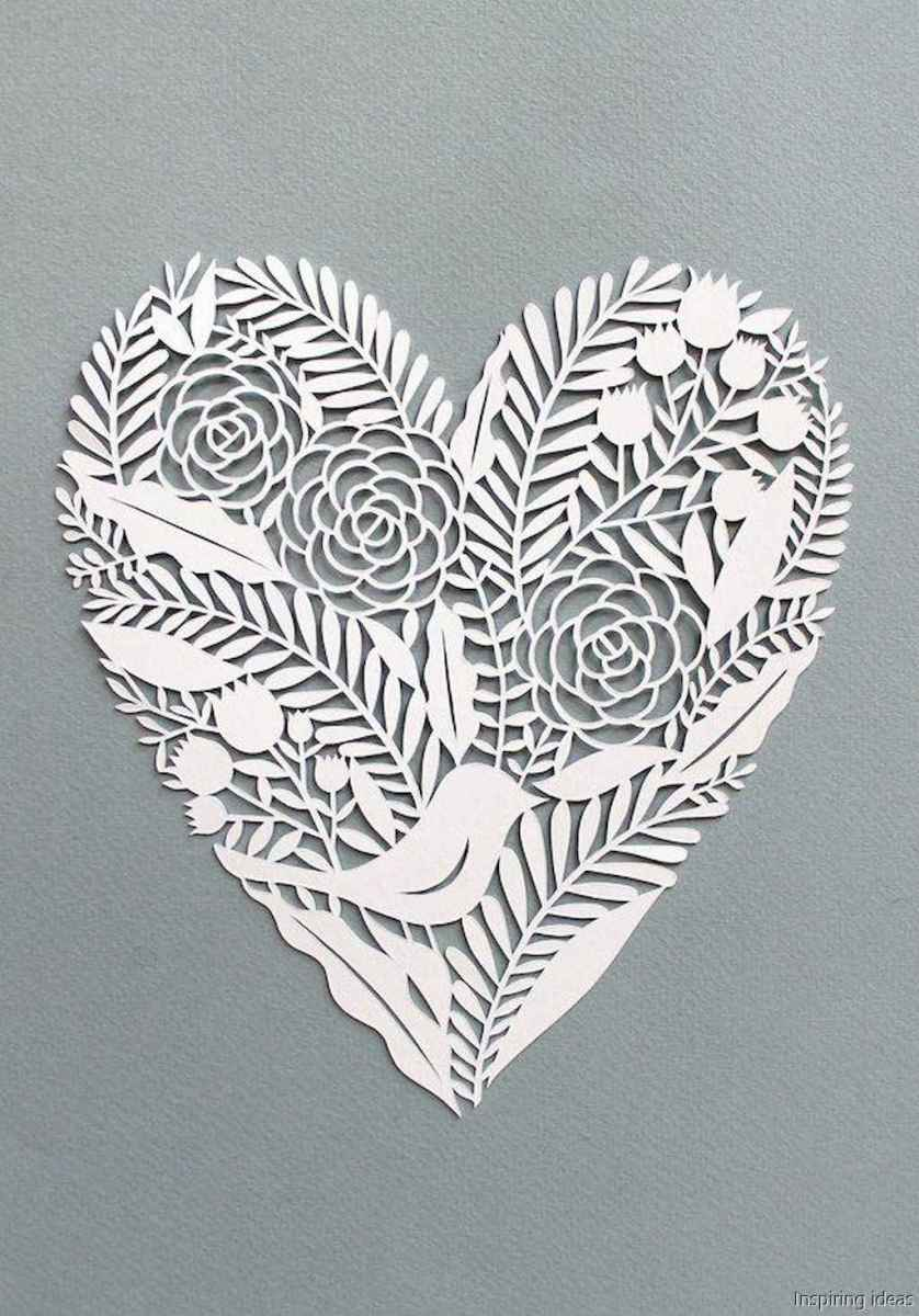 8 awesome diy valentine decorations heart patterns ideas