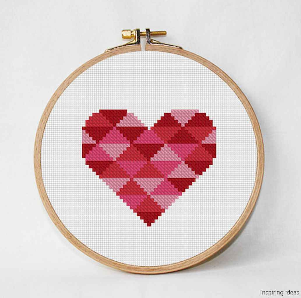 85 awesome diy valentine decorations heart patterns ideas