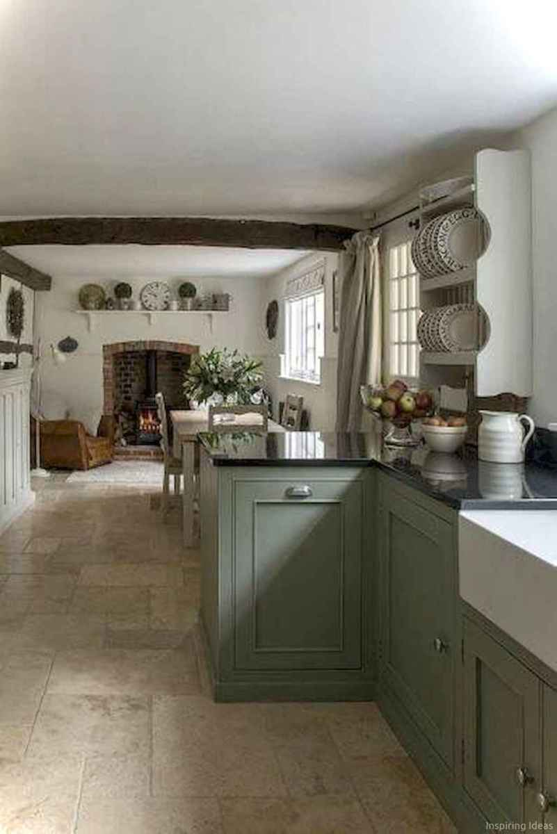 Amazing cottage kitchen cabinets ideas021