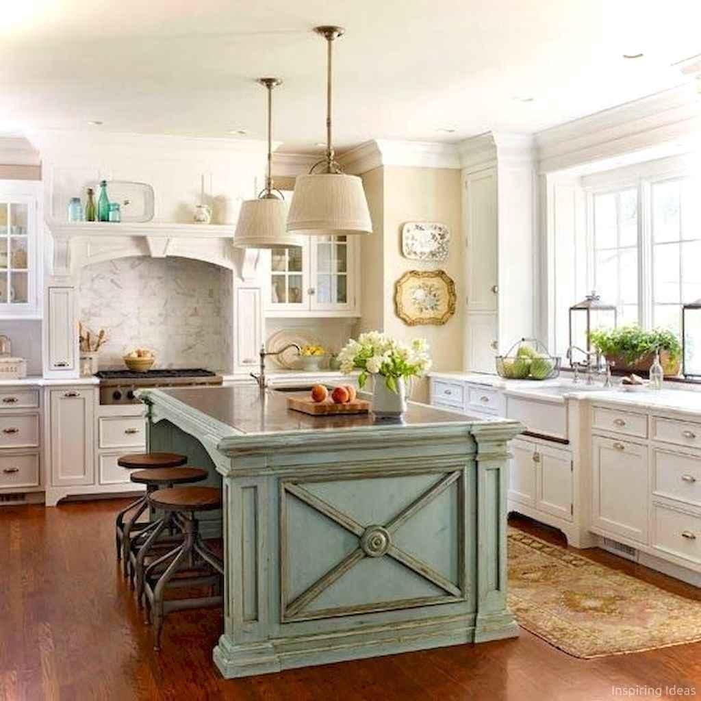 Amazing cottage kitchen cabinets ideas042