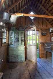 Clever garden shed storage ideas18