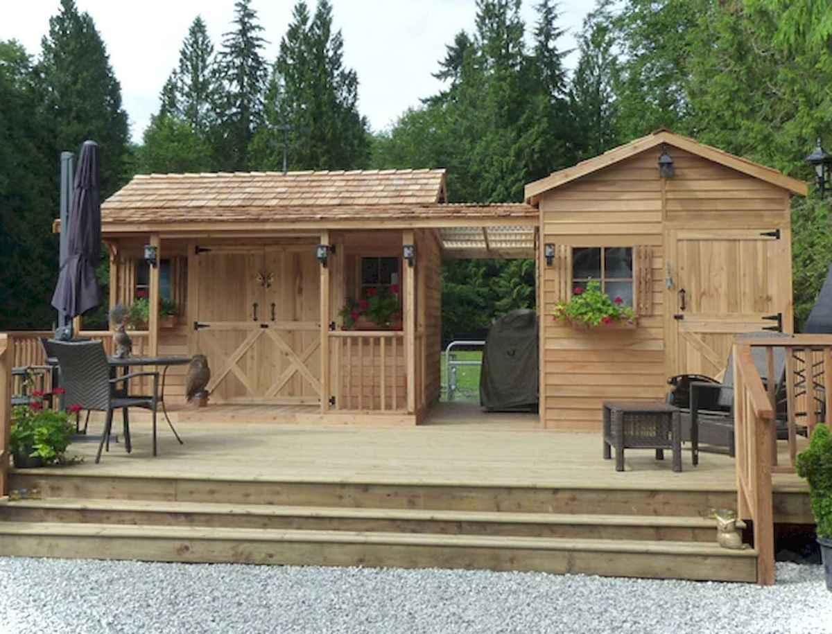 Clever garden shed storage ideas20