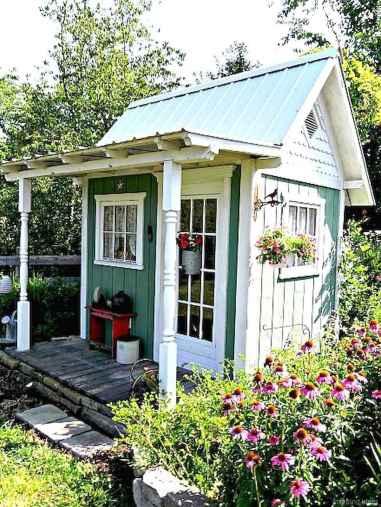 Clever garden shed storage ideas25