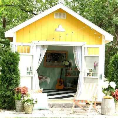 Clever garden shed storage ideas3