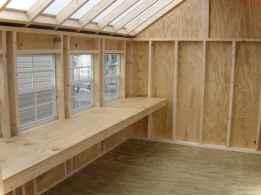 Clever garden shed storage ideas32