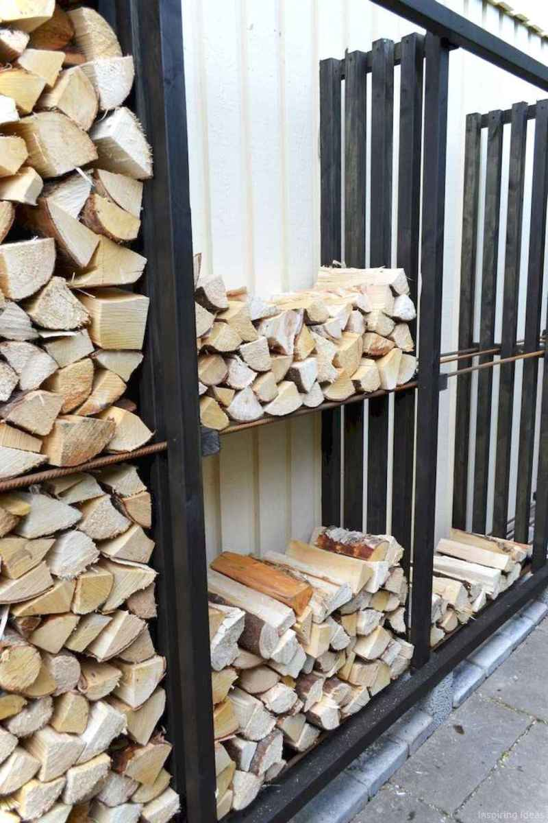 Clever garden shed storage ideas36