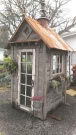 Clever garden shed storage ideas47