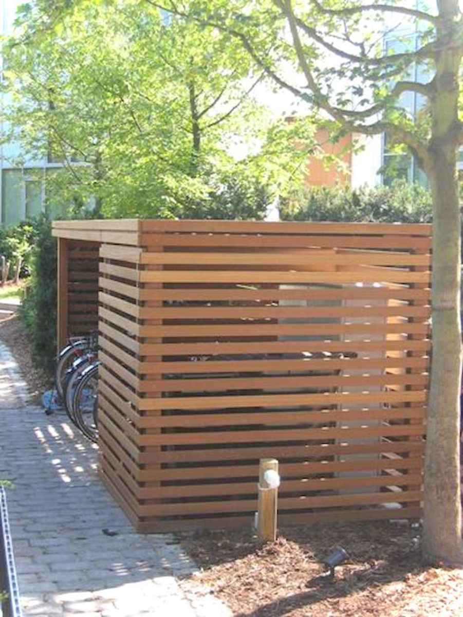 Clever garden shed storage ideas50