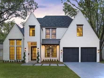 Gorgeous cottage house exterior design ideas036