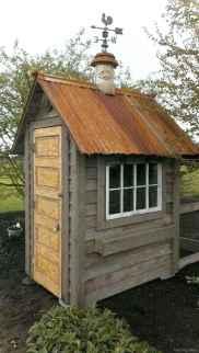 Incredible garden shed plans ideas 34