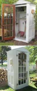 Inspiring garden shed ideas you can afford 15