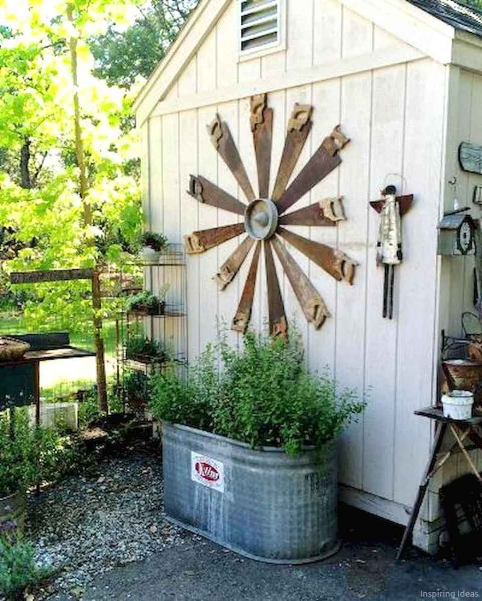 Inspiring garden shed ideas you can afford 16