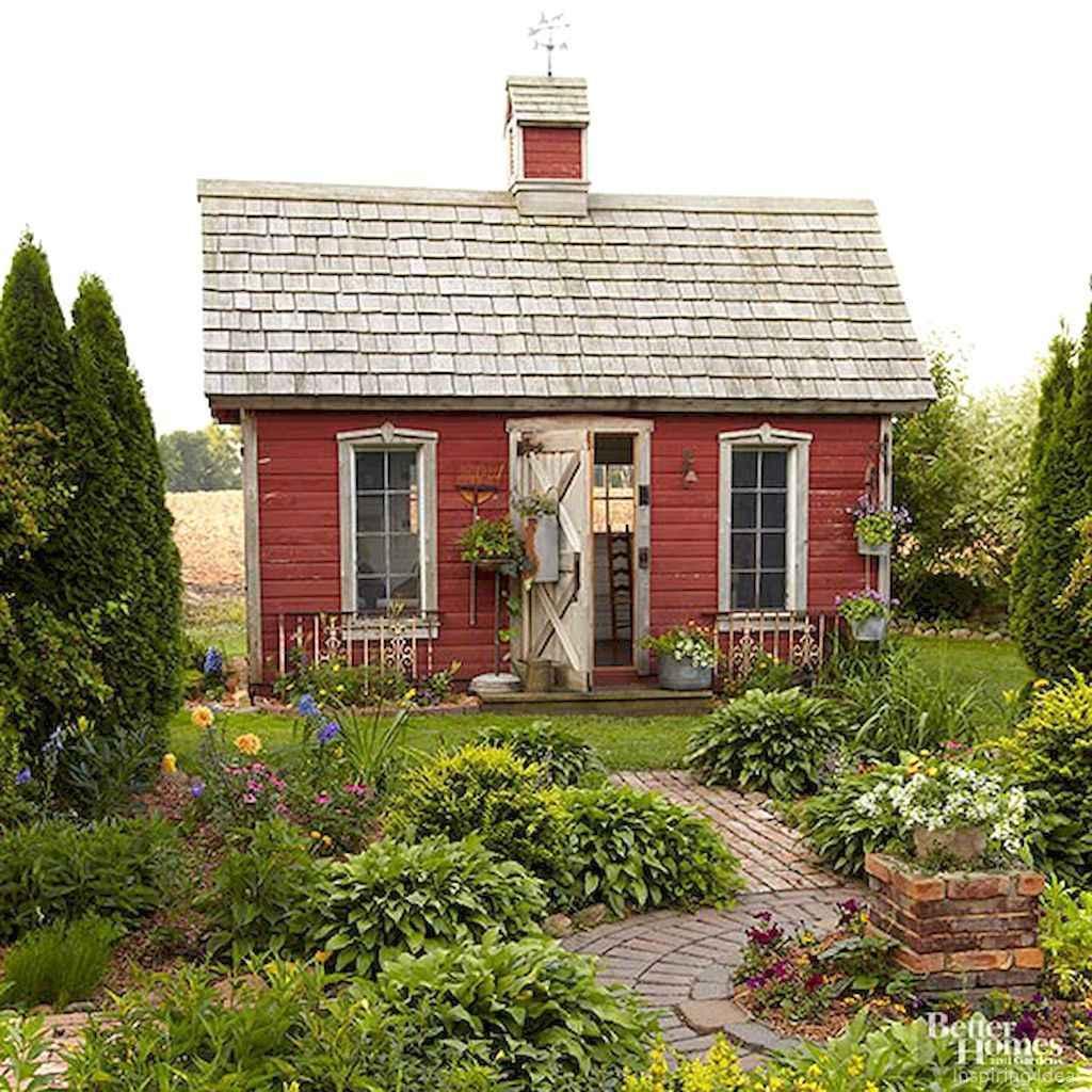 Inspiring garden shed ideas you can afford 31