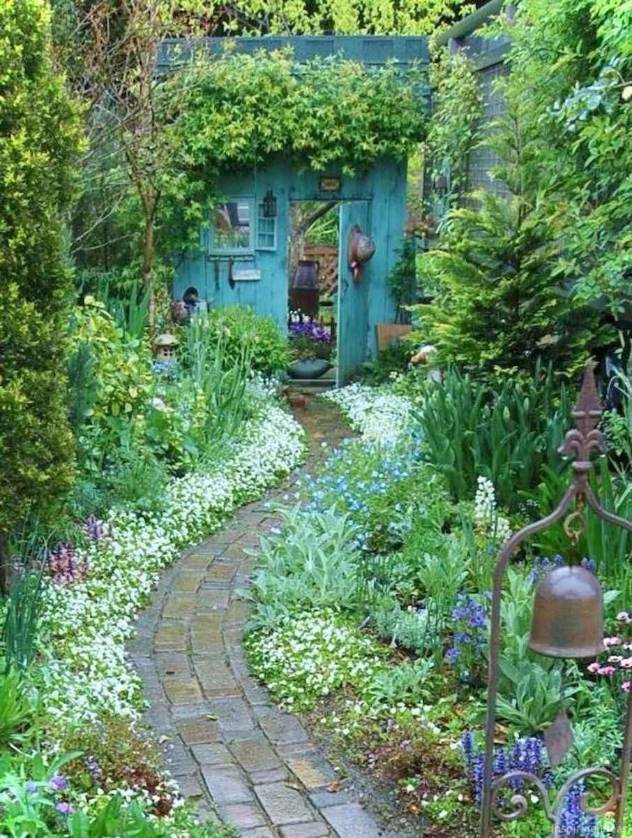 Inspiring garden shed ideas you can afford 34