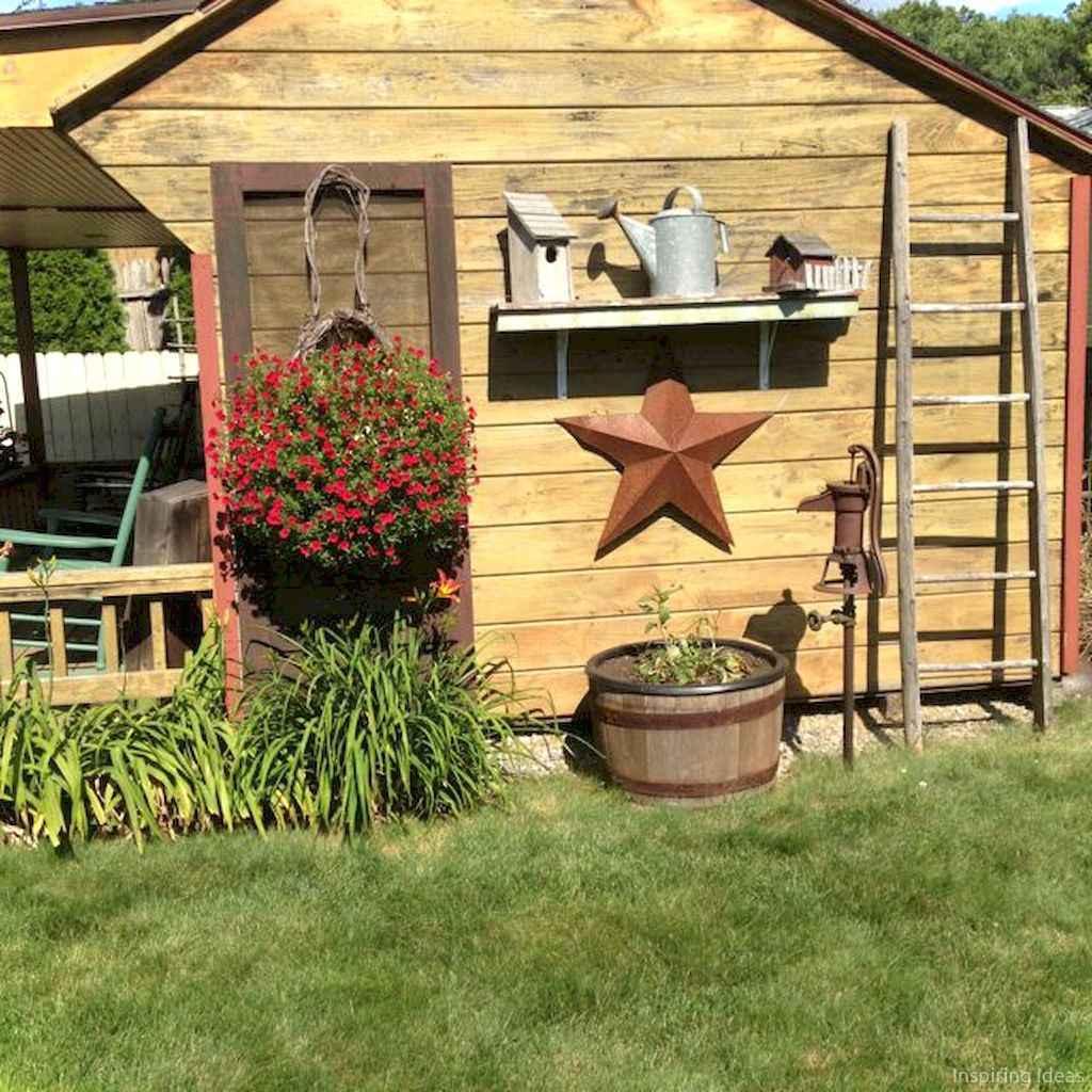 Inspiring garden shed ideas you can afford 39