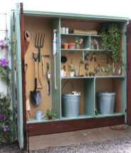 Inspiring garden shed ideas you can afford 44