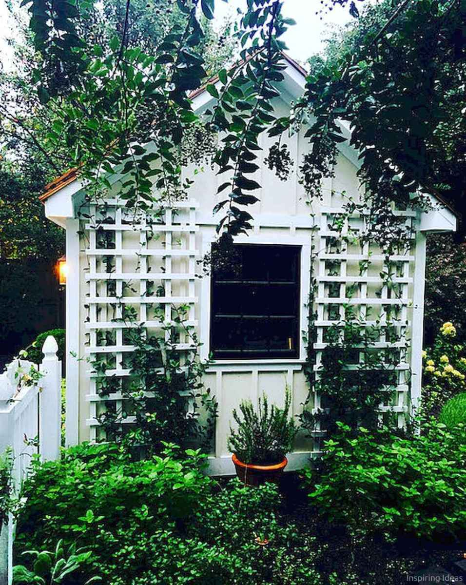 Smart garden shed organization ideas 21