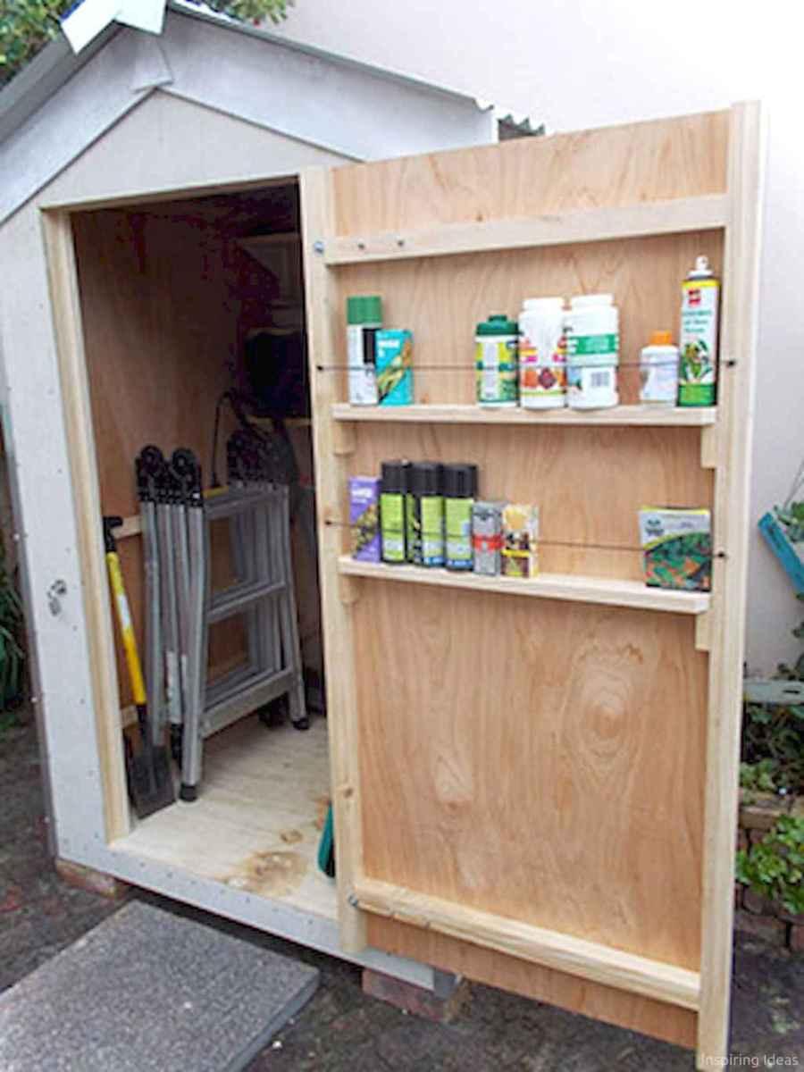 Smart garden shed organization ideas 24