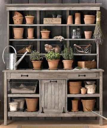 Smart garden shed organization ideas 47
